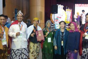 Inovasi teknologi pelajar Indonesia ini kalahkan Jepang di Taiwan
