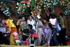 7 Kejadian panggung roboh saat acara berlangsung, apes bener