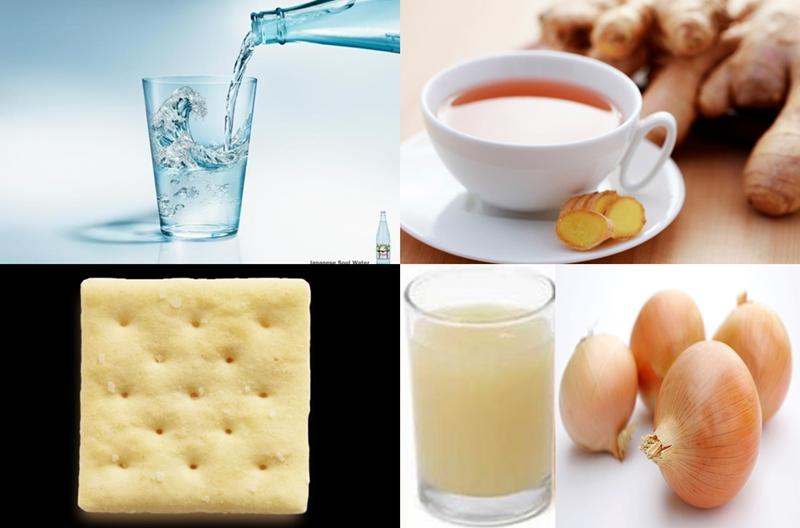 Atasi muntah dengan 8 makan dan minum ini, manjur & nikmat!