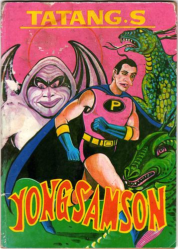 16 Cover komik Tatang S ini jadul abis, kamu dijamin rindu era 90-an