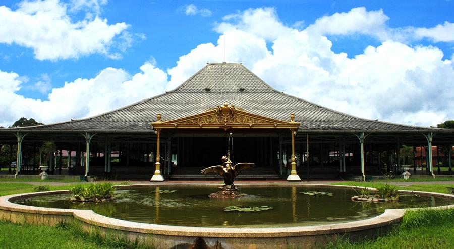 Demi tujuan wisata, Pura Mangkunegaran direstorasi total