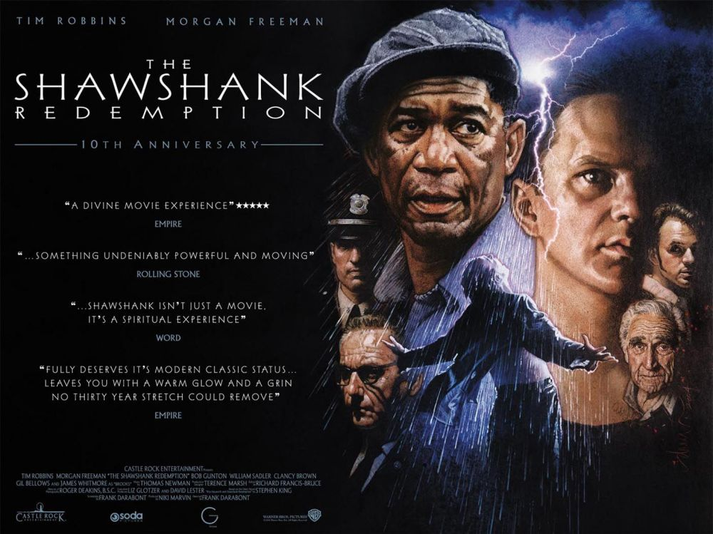 shawshank redemption setting Rita hayworth and shawshank redemption is a novella by stephen king, from his 1982 collection different seasons, subtitled hope springs eternal.