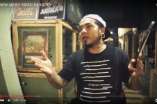Erix Soekamti selesaikan DOES #100, vlog anak band pertama sedunia!