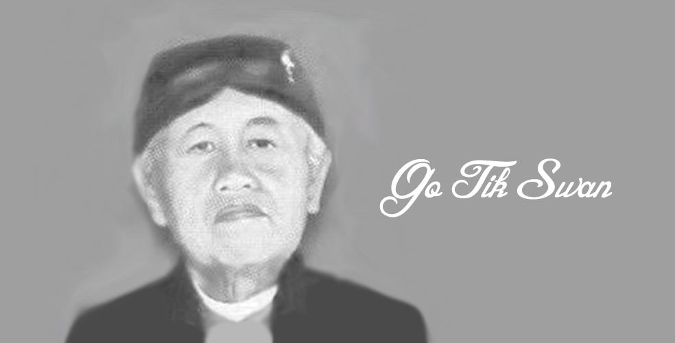 Go Tik Swan, maestro Batik yang lebih Jawa dari orang Jawa (1)
