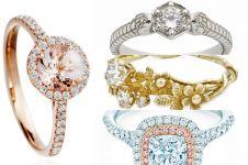 11 Model cincin pernikahan yang bikin kamu pengen cepat ke pelaminan
