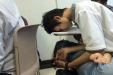 12 Alasan mahasiswa nggak mau duduk di kursi depan