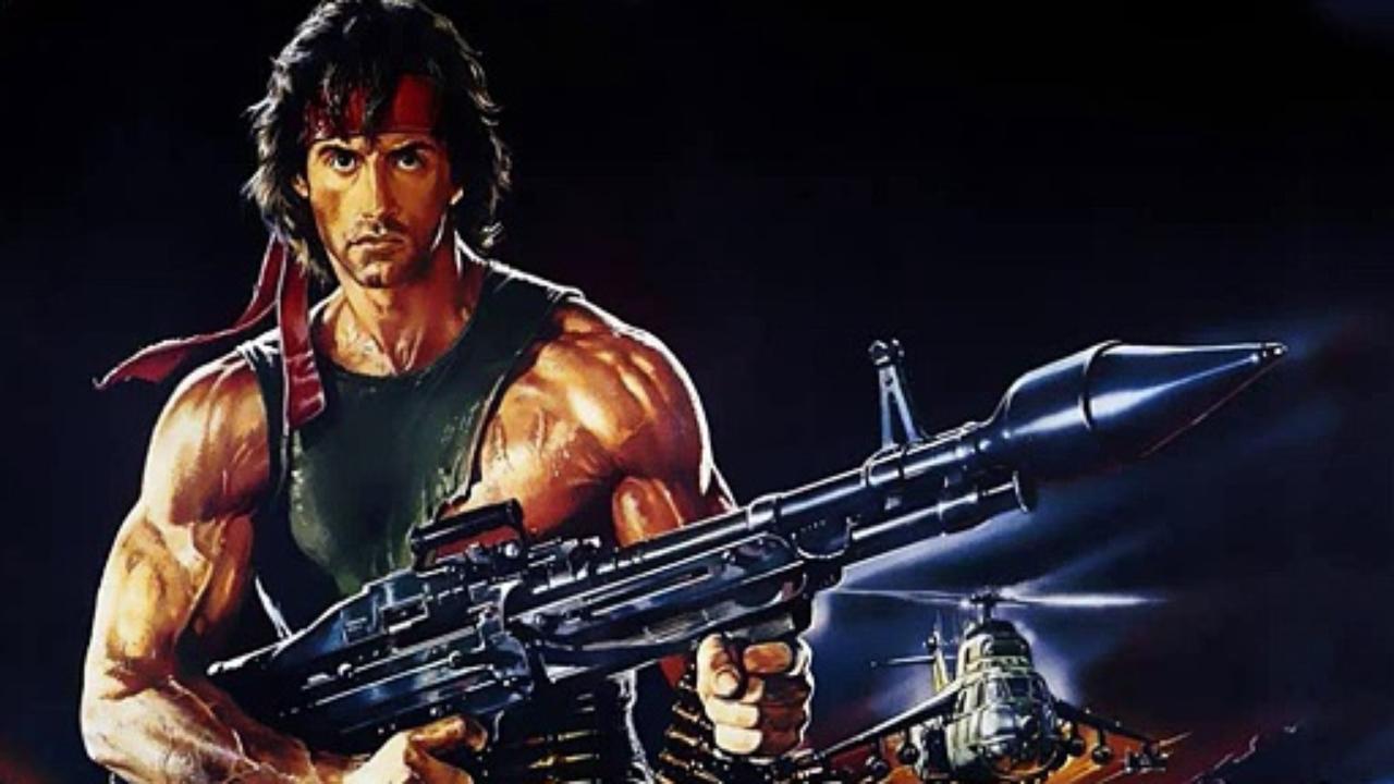 Rambo bakal kembali menghiburmu, siap menonton aksi serunya?