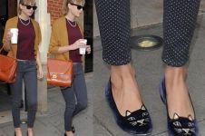 15 alasan mengapa flat shoes lebih baik dari high heels, bener nggak?