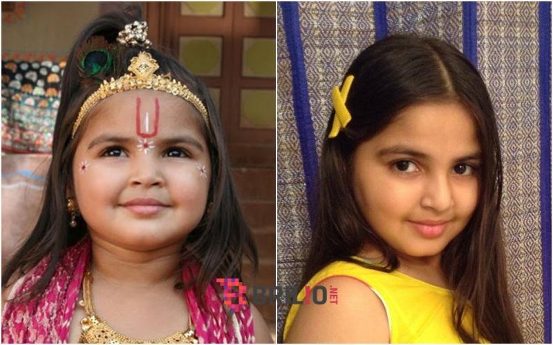 Banyak tak menduga, pemeran Krishna ternyata seorang gadis cantik