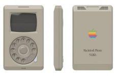 Begini penampakan iPhone jika dirilis tahun 1987, jadul banget!