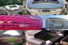 6 Stadion di Eropa ini punya fasilitas tempat ibadah, luar biasa