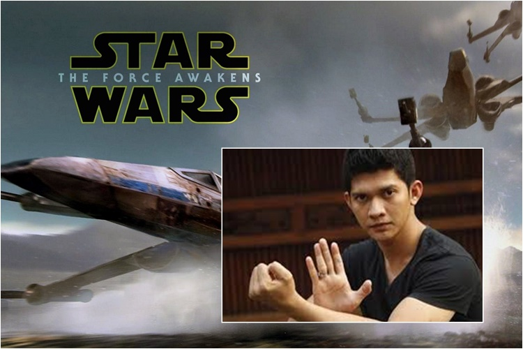 Iko Uwais dipastikan bintangi Star Wars: The Force Awakens