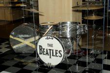 Dilelang, satu set drum legendaris Ringo Starr laku Rp 30 miliar
