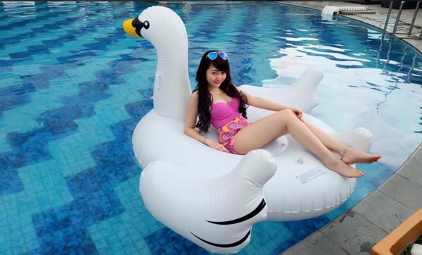 Perkenalkan Winny Putri Lubis, sosialita & selebgram cantik dari Medan