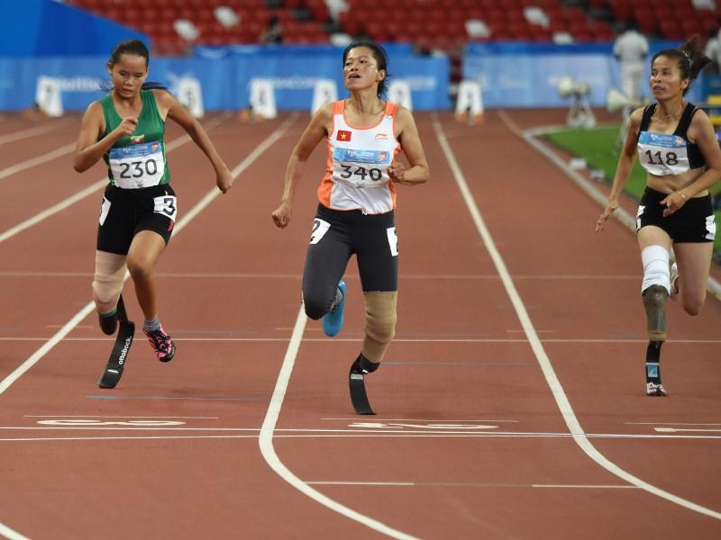 Atlet Indonesia raih 64 emas di ASEAN Para Games 2015, top!