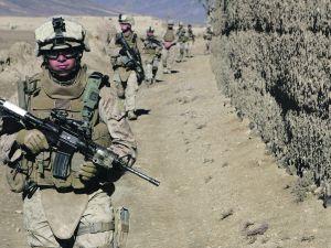 Kena ledakan bom, tentara AS akan jalani transplantasi penis
