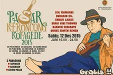 Atas nama musik keroncong, Jogja bakal jadi New Orleans-nya Indonesia