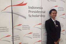 Ataka, mahasiswa Indonesia yang terlibat dalam proyek robotika Eropa
