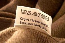 Arti-arti simbol perawatan pakaian ini perlu kamu tahu, penting lho!