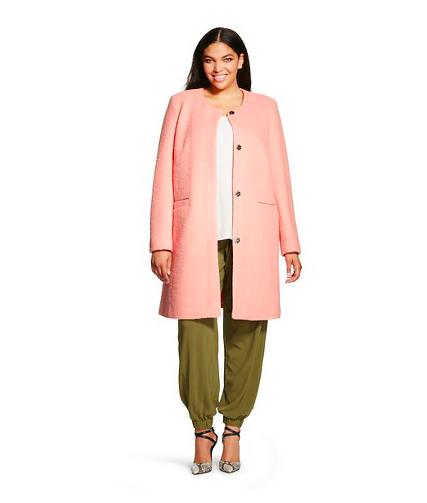 5 Tipe coat cantik buat kamu yang punya tubuh berisi