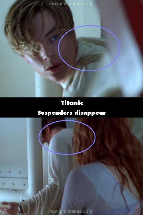 Kesalahan film Titanic ini pasti nggak pernah kamu sadari