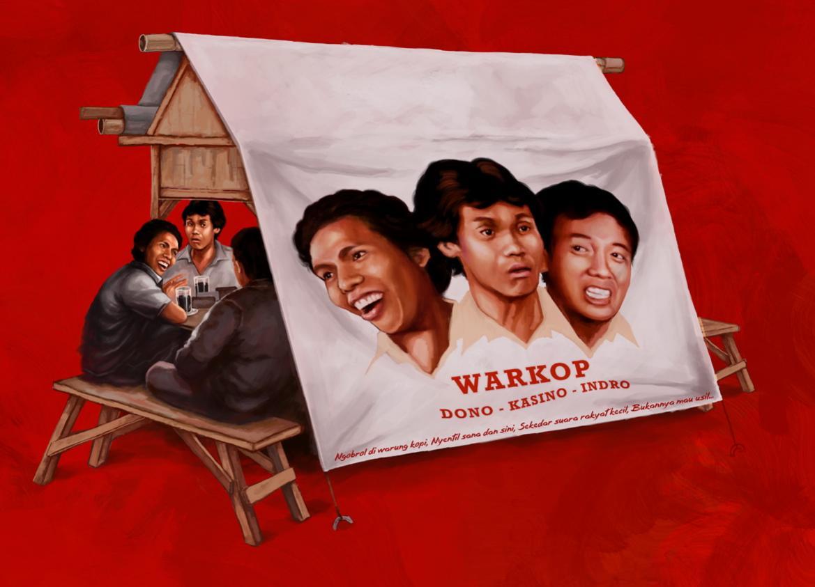 11 Karakter di film Indonesia yang sangat fenomenal, setuju?