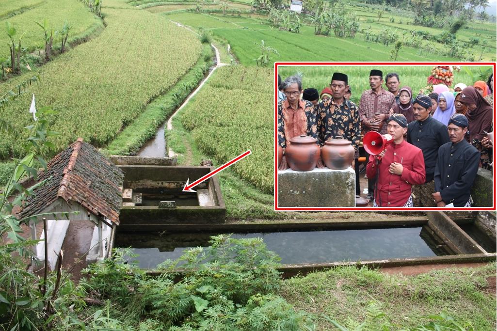 Warga desa ini tolak 'pinangan' perusahaan besar demi kesejahteraan