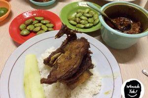 13 kuliner bebek paling maknyus di Surabaya, awas ngiler!