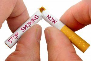 Akibat ayahnya mengidap kanker paru-paru, Hafidz berhenti merokok