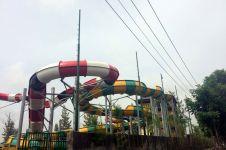 Seru! Waterpark terbesar dan tercanggih di Indonesia siap dibuka