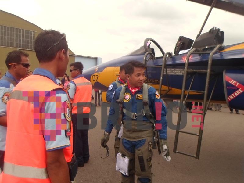 Dwi Cahyadi, pilot pesawat tempur pertama produk asli Indonesia