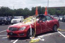 20 Karma ini bakal dirasakan orang yang parkir mobil sembarangan!