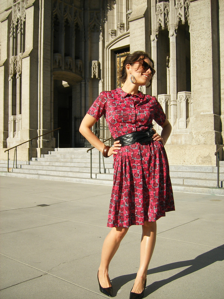 130958 baju vintage ladies, ini dia alasan mengapa kamu harus punya baju vintage!,Model Baju Wanita Jadul