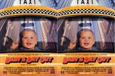 Gantengnya pemeran bayi menggemaskan dalam film Baby's Day Out