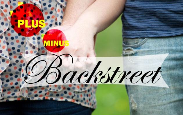 Kalau pacaran mending jangan backstreet deh, banyak nggak enaknya!
