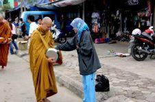 10 Potret wujud indahnya kerukunan umat beragama di Indonesia, salut!