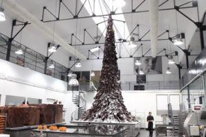 4 Rekor pohon Natal yang ada di dunia, bikin geleng-geleng kagum