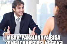 Sudah disurvei, ini 10 penyebab orang kerap gagal saat wawancara kerja