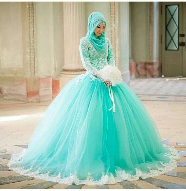 Buat Hijabers Inspirasi Baju Pengantin Ini Bikin Ingin Nikah