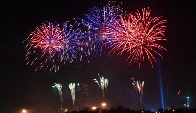10 Kasus fatal jika berlebihan merayakan tahun baru, waspada ya...