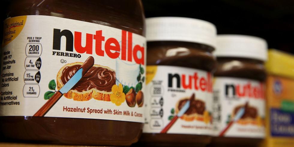 Fakta tak terduga di balik selai lezat Nutella ini perlu kamu tahu!