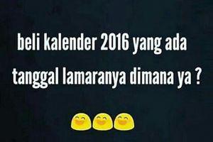 20 Meme tahun baru 2016 yang bikin kamu ketawa ngakak