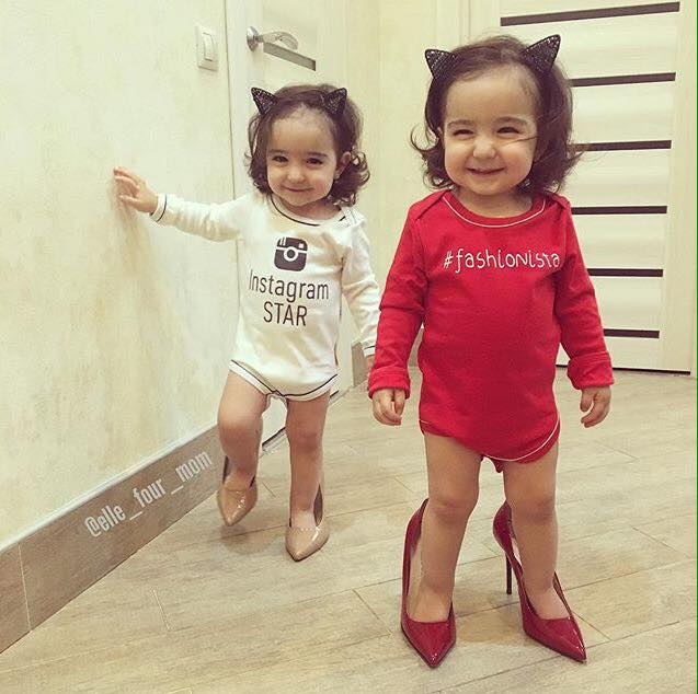 Foto Anak Kembar Lucu Dan Cantik