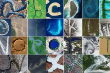 26 Alfabet ini terbentuk dari fenomena alam, huruf I ada di Indonesia
