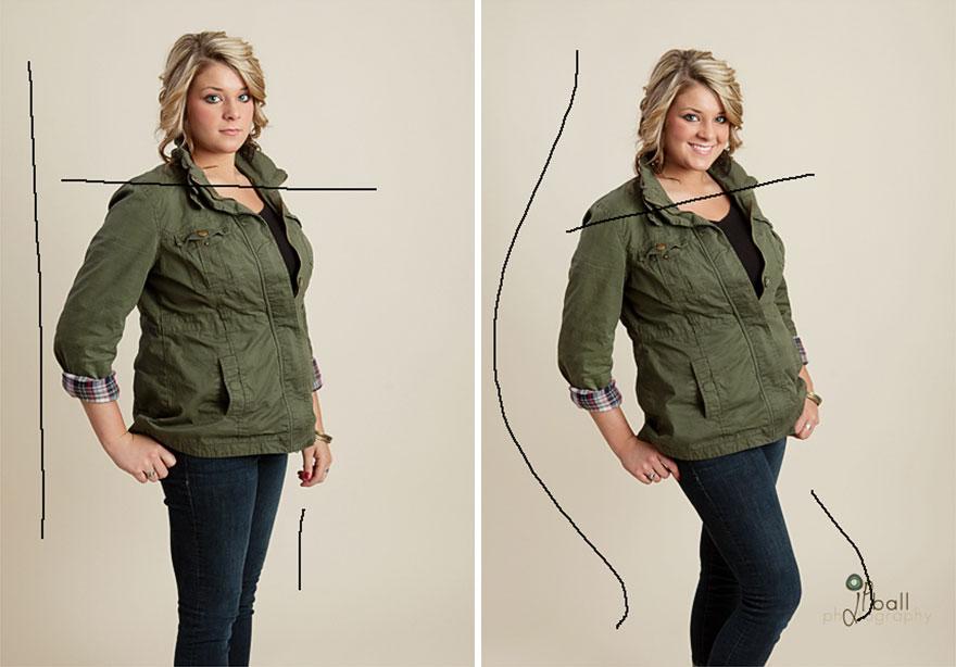 6 Pose ini bisa bikin cewek makin cantik memukau ketika difoto, uhuk!