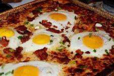 8 Bentuk pizza di dunia yang tak lazim tapi enak, yummy!