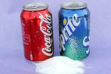 Gula pada minuman bersoda dan junk food tingkatkan potensi kanker