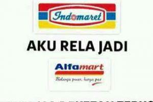 Meme-meme Indomaret vs Alfamart ini dijamin bikin kamu senyum sendiri