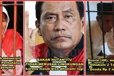 Masyarakat minta Hakim Parlas Nababan berkaca kasus Asyani dan Busrin