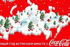 Serba salah, iklan Coca-cola ini dikecam Rusia dan Ukraina